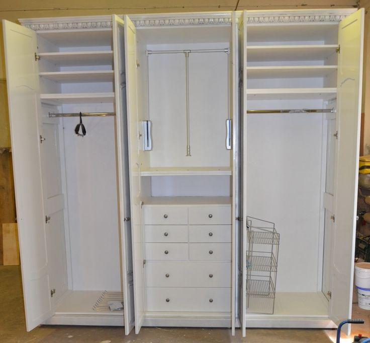 стиль прованс шкаф для одежды - Поиск в Google