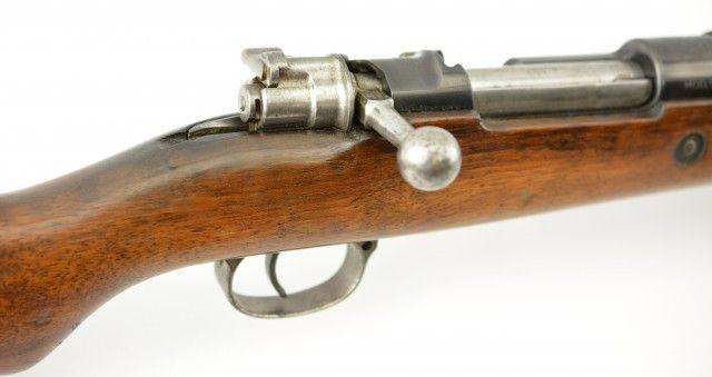 Brazilian Mauser Model 1935 Rifle 7mm   Mauser Firearms