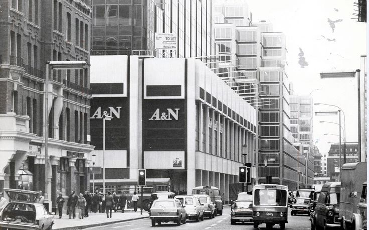 Army & Navy stores, the flagship of which was at Victoria in London (pictured), used to be a common sight on the British high street. The company was founded as a co-operative by a group of Army and Navy officers, and until 1922, only certain sections of the Armed Forces were allowed membership. House of Fraser took over the company in the Seventies, and the name was later consigned to history.