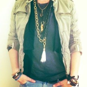 11 Best Images About Men 39 S Festival Style On Pinterest Men Summer Fields And Layered Bracelets