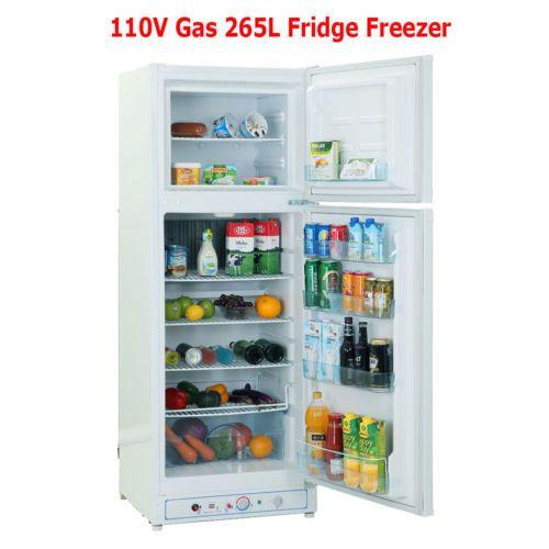 Smad Propane Gas Fridge Freezer Lpg Refrigerator Ac Lp Gas 1 4 9 3 Cu Ft Camper Ebay 1500 Propane Refrigerators Refrigerator Fridge Refrigerator