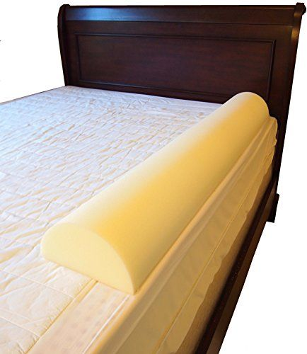 Stay Put Big Girl Boy Semicircle Bed Rail Bumper Pad For Toddler