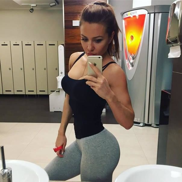902 Best Fitness Chicks Images On Pinterest  Athletic -8631