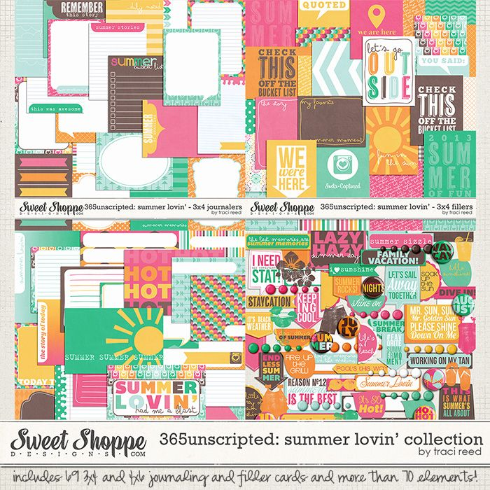 treed 365unscripted summerlovin preview 44 FREE Journaling Cards for your Summer Staycation! Wel inschrijven