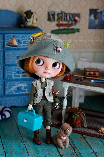 Fishing Gear On by Voo_doolady