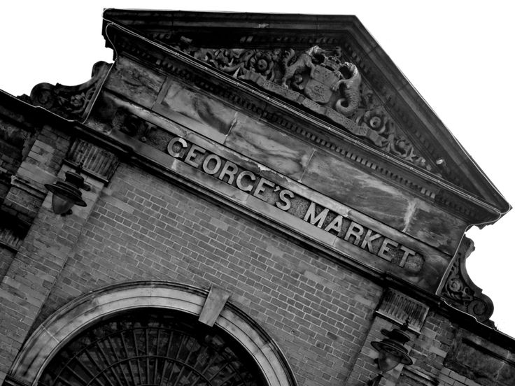 St Georges Market, Belfast - January 2013