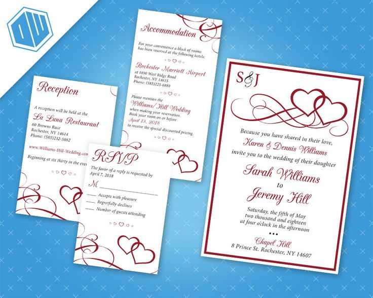 a wedding invitation 25 best ideas about accommodations card on 1203