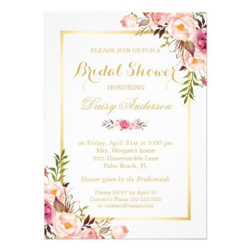 272 best images about exceptional bridal shower invites on, Baby shower invitations