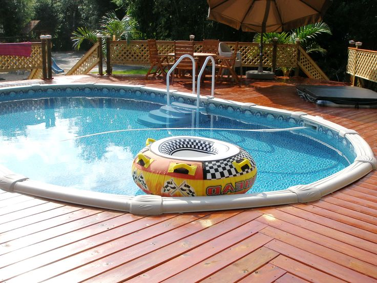 504 best Above ground swimming pool images on Pinterest Above