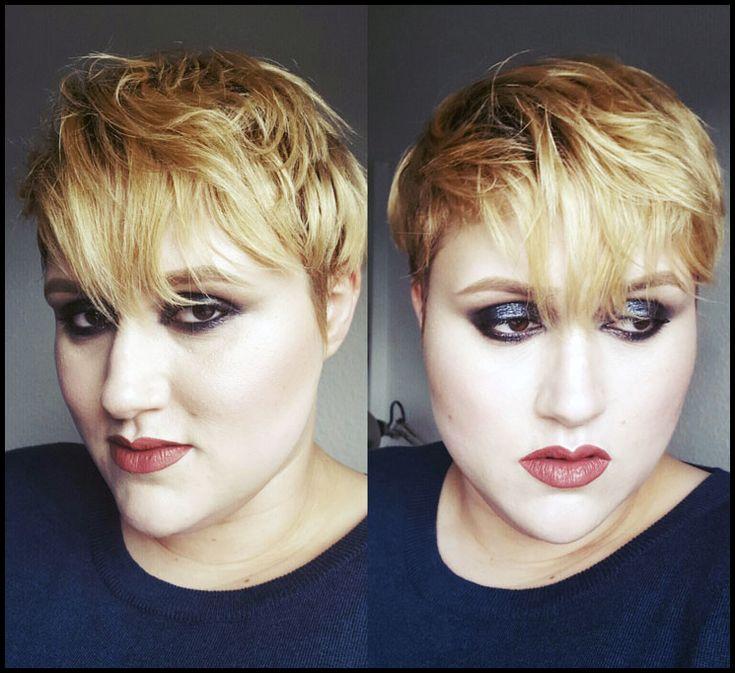 Frisuren für mollige Frauen mit rundem Gesicht → Tipps fürs … | #damenfrisuren2018 #frisuren #trendfrisuren #neuefrisuren #haarschnitte #damenfrisuren #frauen #winterfrisuren #beliebtefrisuren2019   – Einfache Frisuren