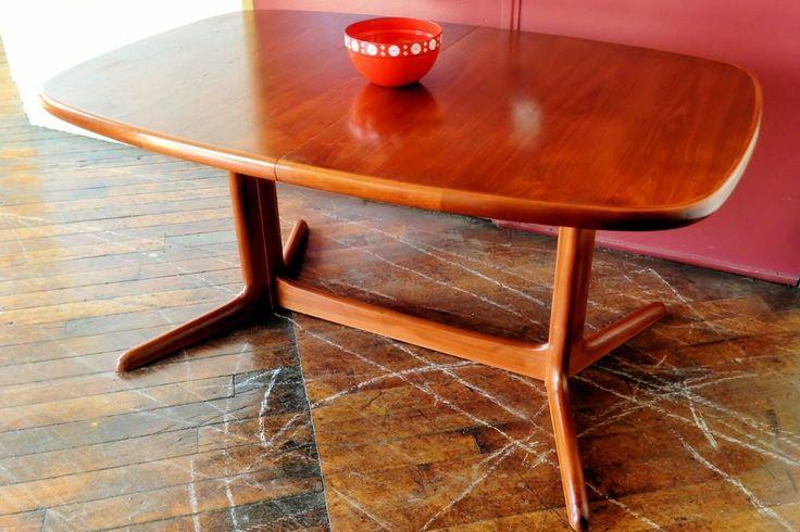 Http://www.decorativemodern.co.uk/decorativemodern/danish Rosewood Pedestal/  | Midcentury Rosewood | Pinterest Part 43