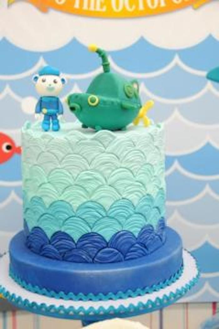 Octonauts Cake Decorating Kit Dmost for