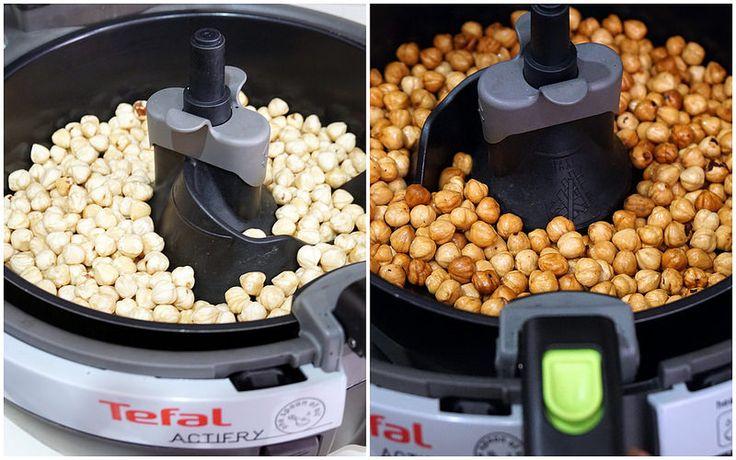 Tefal Actifry - Roasting nuts