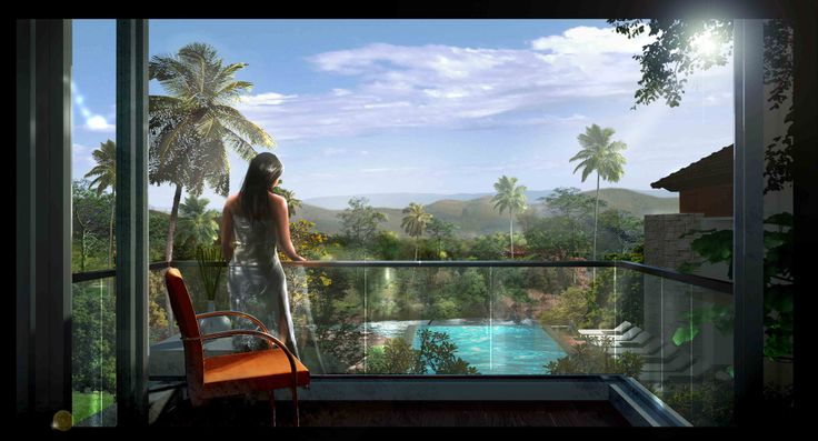 Architectural Illustration | Bali - Indonesia | 2011