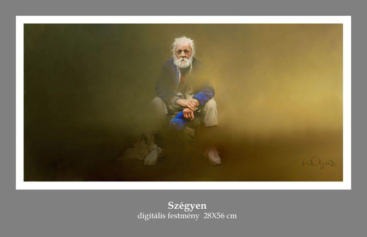 Artwork by Miklós Földi / Hungarian traditional and digital painter