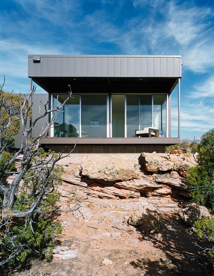 modern modulars | Modern modular home Utah