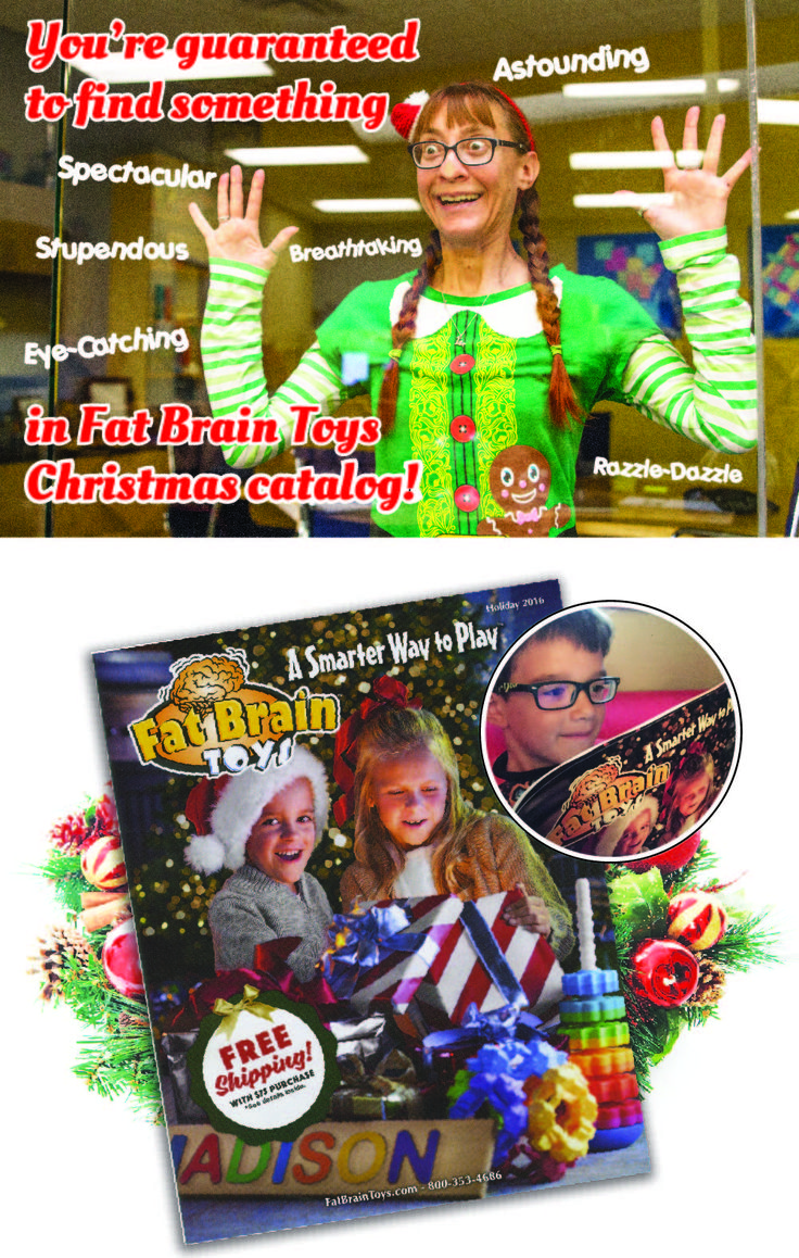 Do You Have Your Free Christmas Toy Catalog Yet Click