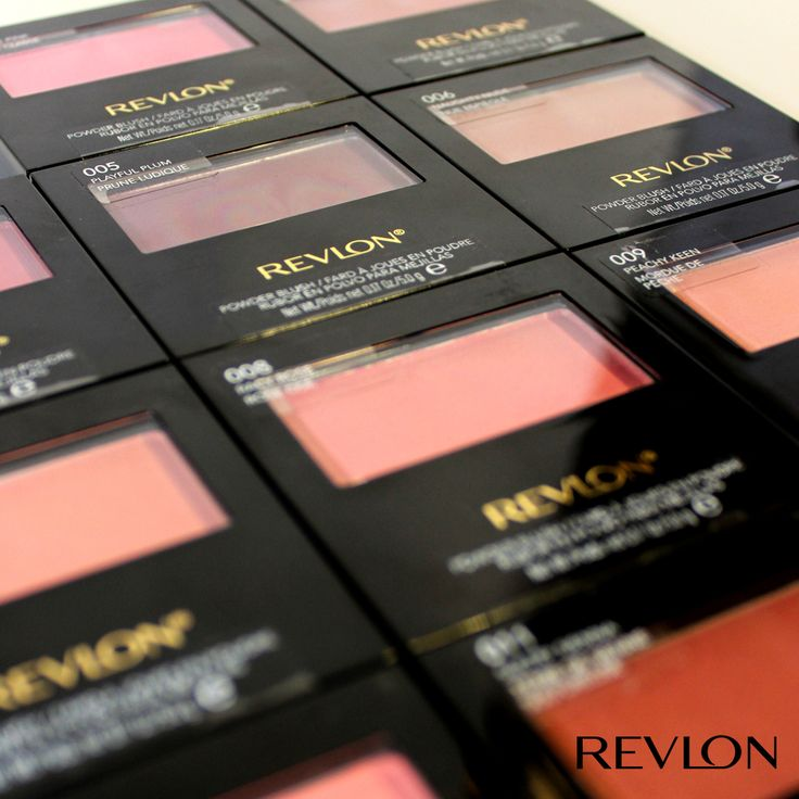 Do you know your perfect Revlon #PowderBlush shade?