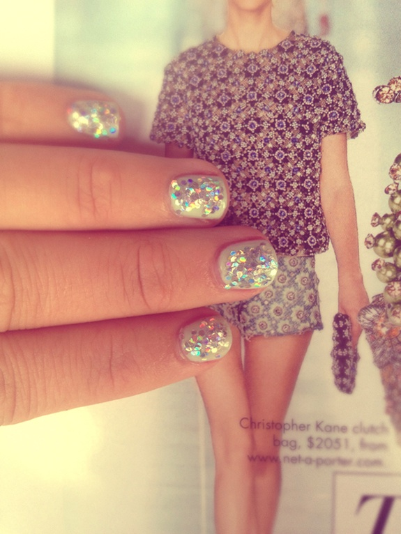 //Nails 4Th, 4Thandbleeker Com, Beautiful, Sparkle Nails, Glitter Nails, Hair Nails, Discos Nails, Glittery Nails, Nails 3