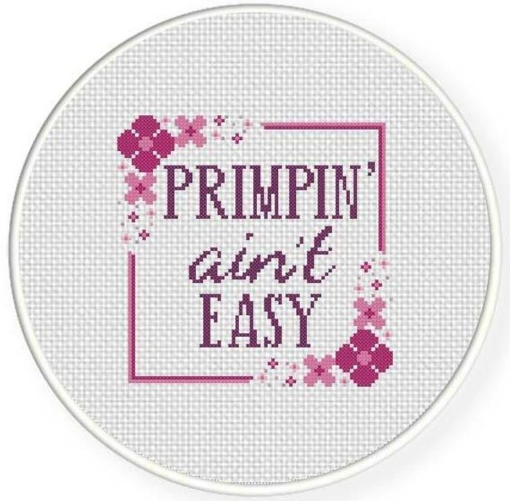 180 best needlework images on pinterest silhouette cameo name embroidery free primpin aint easy cross stitch dt1010fo