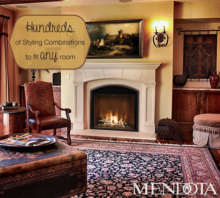194 best Mendota Fireplaces images on Pinterest | Fireplaces ...