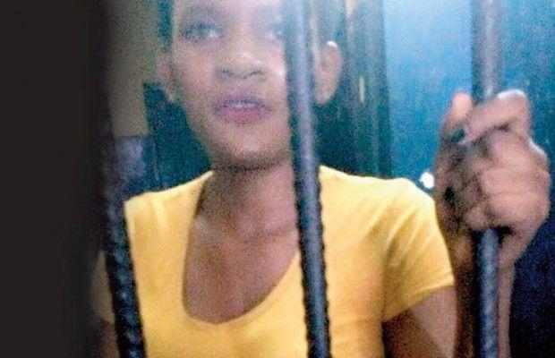 Asamoah Gyan's lover Sarah Kwabla arrested - http://www.ghanatoghana.com/asamoah-gyans-lover-sarah-kwabla-arrested/