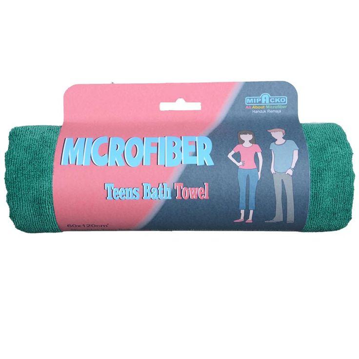 Selamat pagi Mipacko Lovers, kini telah tersedia handuk mandi microfiber untuk remaja, buruan bisa pesan melalui WA 0821 2661 7010