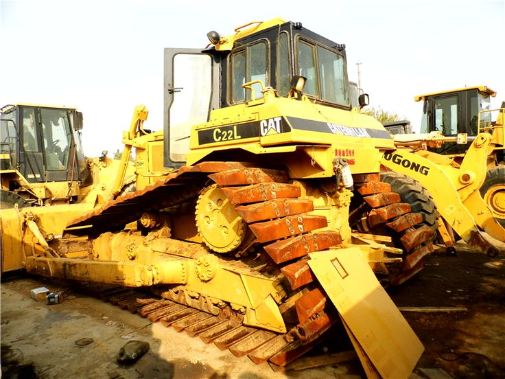 Used CAT Bulldozer D6H #burnsequipmentgroup