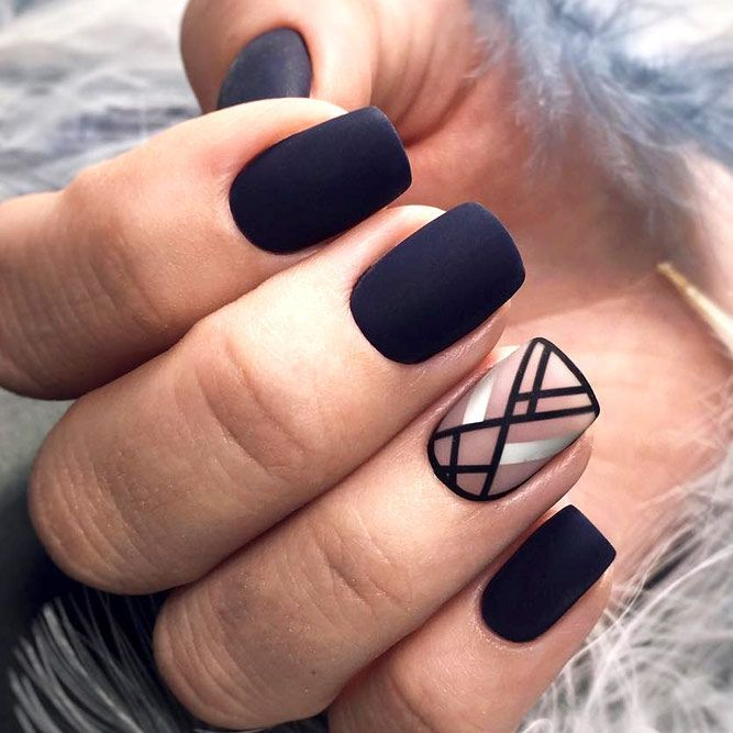 Fabulous designs for your prom nails are waiting for you here. See our collection, get inspired, and be ready to show them all who is the real beauty. #naildesign #nails #nailart #prom #promnails