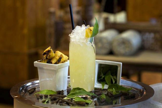 Tandoori Tequila Cocktail Recipe Pairing Indian food with cocktails is ...