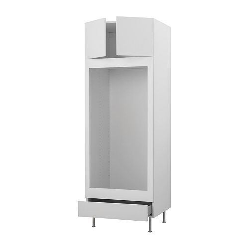AKURUM High Cabinet For Double Oven With Drawer And 2 Doors   $222.00