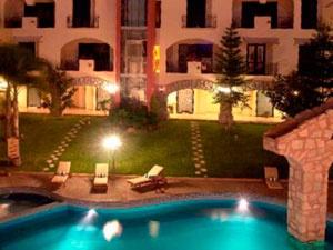 Hotel en #Guanajuato para tu visita de #negocios Quinta Las Alondras.