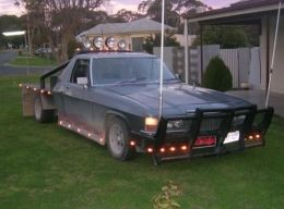 Holden One Tonner by The Dog http://www.gmbuilds.net/holden-one-tonner-build-by-the-dog