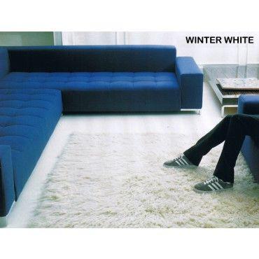 winter white flokati 2000gm 4x6 $119