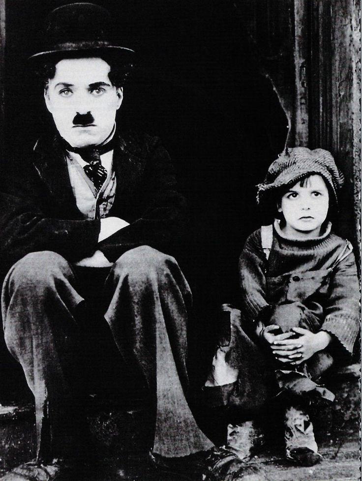 Charles Chaplin & Jackie Coogan, The Kid, 1921