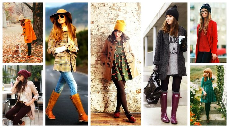 Wear #fabulous #outfits with a wonderful #smile! :)   Check out the best #girlgames:http://www.girlgames4u.com/ ☁ ☂☁  #autumn #girls #fashion