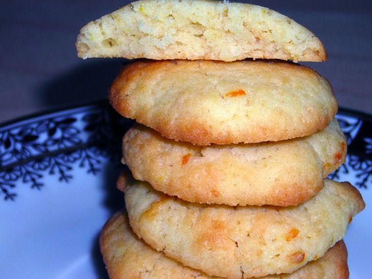 Deliciosa receta de galletas de naranja, ¡sin azúcar!