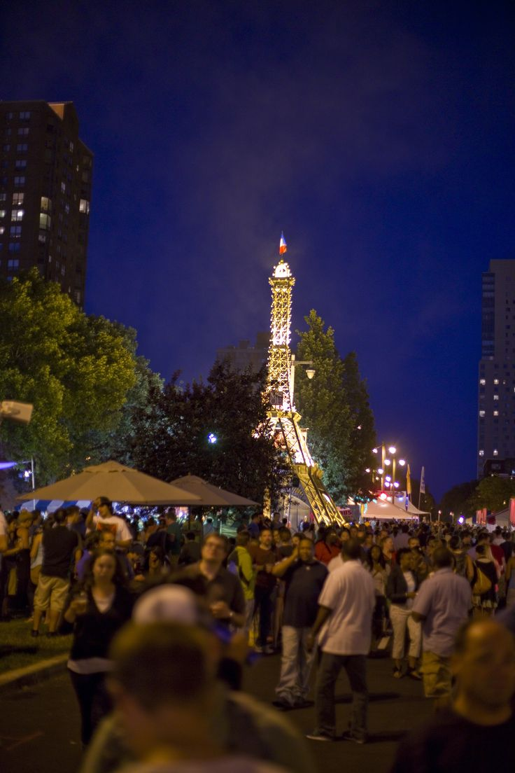 bastille days milwaukee history