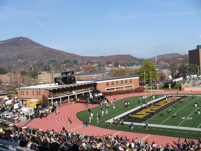 15 of the Top Colleges In North Carolina: Appalachian State University