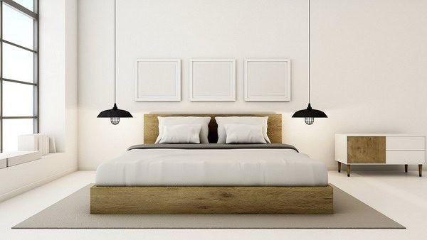 Schlafzimmer Wand Design Trends 2019: 10 Kreative Ideen #badezimmer  #streichenideen #dachschrägen #wohnzimmer #gestalten #schlafzimmerkomplett  #healthyhub ...