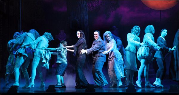 Critics May Rant, but 'Addams Family' Rakes It In