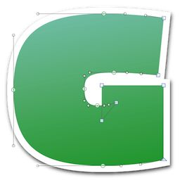 Glyphs 2.4.1  Dependable and intuitive font editor.