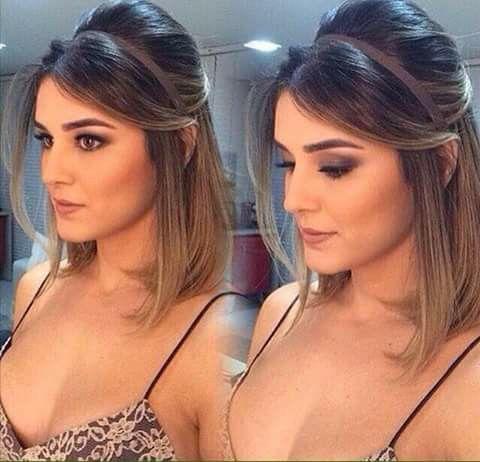 #Cabello #corto #peinado #VM
