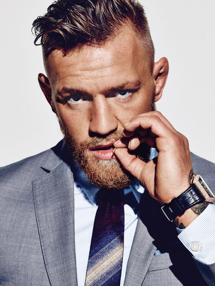 Conor McGregor | Conor McGregor Photo: Eric Ray Davidson for The Wall Street Journal