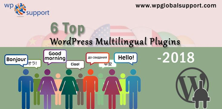 Today's in this article we are going to guide you the Top WordPress Multilingual Plugins. Are you wish to translate your WordPress Website? Most of the WordPress multilingual plugins that permit you to generate multilingual content.It provides machine translation of your prevailing content.