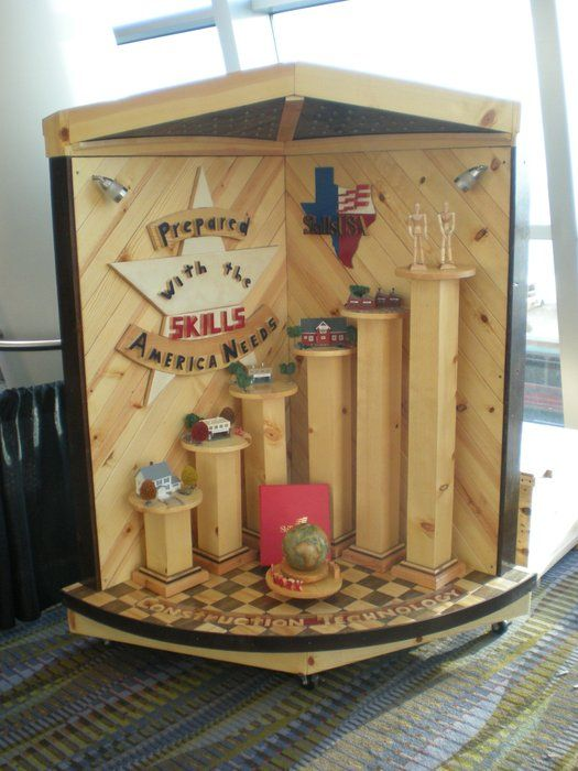 Image result for skillsusa chapter display SkillsUSA Displays