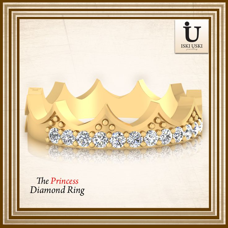 The Princess Diamond Ring
