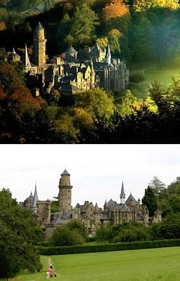 Castelo deLöwenburg: A Disneilândia do século XVIII.