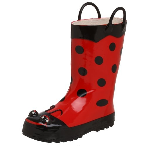 Cheap Largest Supplier Cheap Original Western Chief Ladybug Rain Boot(Infant/Toddler Girls') -Lucy the Ladybug Prices Cheap Price pwwOo1s