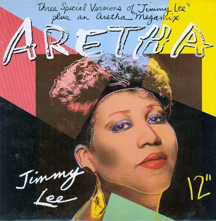 """Aretha Franklin - Jimmy Lee 12"""""""